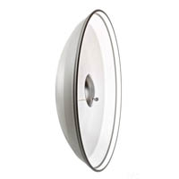 Elinchrom EL26169 70cm Maxisoft Beauty Dish in White with Deflectors