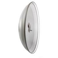 Elinchrom EL26167 70cm Maxisoft Beauty Dish in Silver with Deflectors