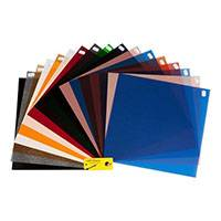 LEE Filters Quick Location Pack - includes x 24 sheets of 10 x 12 inch lighting gels