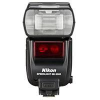 Nikon SB-5000 Speedlight with Radio Control and Flash Cooling System (p/n FSA04301)