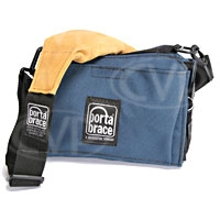 Portabrace MO-LCD70 (MOLCD70) Flat Screen Monitor Case for Marshall R70 series LCD monitors (blue)