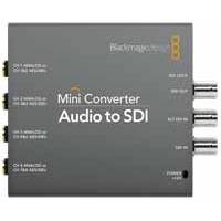 Blackmagic Design Audio to SDI Mini Converter (BMD-CONVMCAUDS)