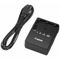 Canon LC-E6E (LCE6E) Battery Charger for EOS 5D MK II and EOS 7D (p/n 3349B010AA)