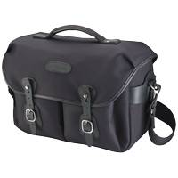 Billingham Hadley One Camera Bag - Black FibreNyte (Internal Dimensions: 350mmx120mmx250mm) (p/n 588602-01)