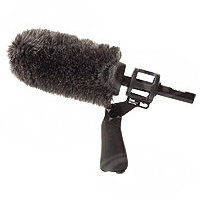 Rycote Softie Windshield kit c/w Pistol Grip and Shock-mount - Choose from 15 versions!