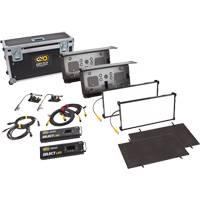 Kino-Flo KIT-F22-230U Interview / FreeStyle 21 LED DMX Kit (F22-230U)