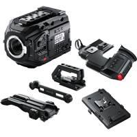 Blackmagic Design URSA Mini Pro 4.6K Camcorder Bundle with Mini Shoulder Kit, Viewfinder and V-lock Battery Plate (p/n BMD-CINEURSAMUPRO46K-BUNDLE)