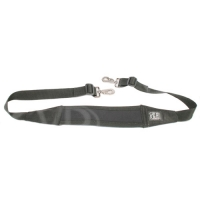 Portabrace HB-15 (HB15) Medium Duty Flex-Strap for cameras under 20lbs - attaches to rings with 1 inch wide metal swivel hooks