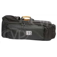 Portabrace LPB-3 (LPB3) Medium Light Pack Case (internal dimensions: 93.98 x 25.40 x 15.24 cm) (black)