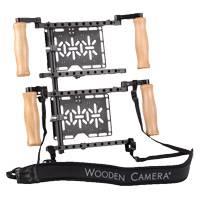 Wooden Camera Dual Directors Monitor Cage v2 (p/n 243300)