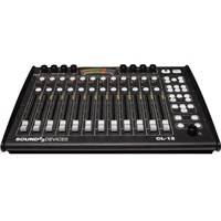 Sound Devices (CL-12 ALAIA Blonde Maple) Linear Fader Controller for the 688, 664 and 633 Mixer/Recorder