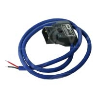 Hawk-Woods PC-1 (PC1) Power-Con 2 Pin Plug with 1A Cable (50cm)