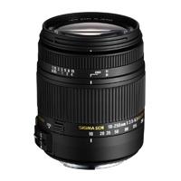 Sigma (883955) 18-250mm f/3.5-6.3 DC OS Macro Image Stabilised Lens for Nikon DSLRs (AF-D)