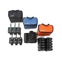 PocketWizard G-Wiz Vault Case - Available in Black, Blue & Orange (p/n 380121)