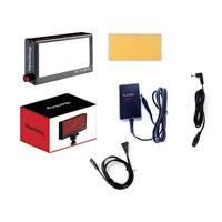 Cineo Basic Matchbox Kit - Including Lamphead, 120-240 VAC Adapter, 3200K & 5600K Phosphor Panels & 6ft Power Extension (p/n 600.0100)