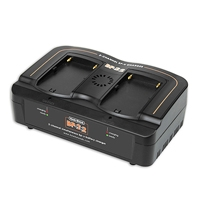 Hawk-Woods BP-2X2 (BP2X2) 2-Channel BP-U Simultaneous Battery Charger
