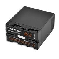Hawk-Woods BP-60U (BP60U) 60Wh Lithium-Ion Sony BP-U Type Battery