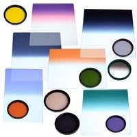 Tiffen 4565STRK1H (4565-STRK1H) 4x5.650 Streak 1mm Horizontal Edge Filter