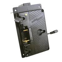 Hawk-Woods AB-FS7 (ABFS7) Sony PXW FS7 Gold Mount Camera Adaptor - 5x Power-Con