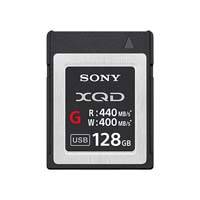 Sony QDG120F 128GB XQD G-Series Memory Card