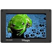 TVlogic VFM-056WP 5.6inch LCD Field Monitor Special Package Deal with Screen Protector & Sun Hood