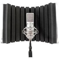 Editors Keys EKSSVBF (EK-SS-VBF) Flex Edition Portable Studio Series Vocal Booth