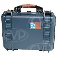 Portabrace PB-2400F (PB2400F) Superlite Vault Case with foam interior (internal dimensions: 37.47 x 26.67 x 15.88 cm) (blue)