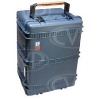 Portabrace PB-2850F (PB2850) Trunk Style Hard Case with Foam Inside (internal dimensions: 74.30 x 52.07 x 45.72 cm)