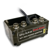 Hawk-Woods NPU-XLR4S (NPUXLR4S) XLR Ultimate Power Adaptor with four switched auxiliaries (regulated at 12V)