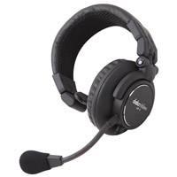 Datavideo DATA-HP3 (DATA-HP3) HP-3 Single Ear Headset  for CCU-100 (XLR Connection)