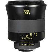 Carl Zeiss 85mm f1.4 Otus Apo Planar T* ZF.2 Lens - Nikon F Mount (p/n 2040-293)