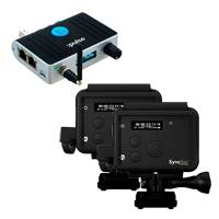 Timecode Systems :Pulse and 2x SyncBac PRO for GoPro HERO6 Bundle