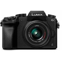 Panasonic Lumix DMC-G7 16 Megapixel Digital Compact Camera with 14-42mm Lens - Black (p/n DMC-G7KEB-K)