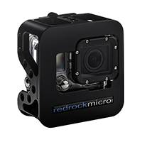 Redrock Micro Cobalt Cage for GoPro HERO3 HERO3+ & Hero4 (p/n 3-137-0001)