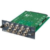 Yamaha MY8-AEB (MY8AEB) 8-Channel AES/EBU I/O Card with REF Video Input