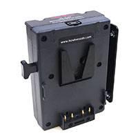Hawk-Woods VL-CA7 (VLCA7) V-Lock Camera Adaptor - 14V P-Con x 2 for Sony F5/F55 camcorders