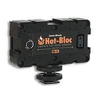 Hawk-Woods HB-C1 (HBC1) Hot-Bloc - Hot-Shoe Adaptor for Sony BP-U type batteries (12V/30W)