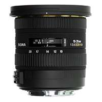 Sigma (202954) 10-20mm f/3.5 EX DC HSM Lens for Canon EOS DSLRs (EF)
