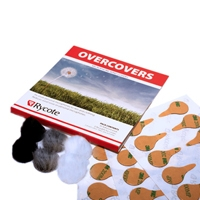Rycote  065508 (065508) Overcover Pack x25 - 30 uses (re-useable fur covers)
