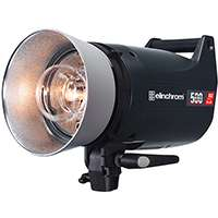 Elinchrom EL20613.1 ELC Pro HD 500 Photographic Flash Head Unit (EL206131)