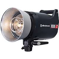 Elinchrom EL20616.1 ELC Pro HD 1000 Photographic Flash Head Unit (EL20616.1)