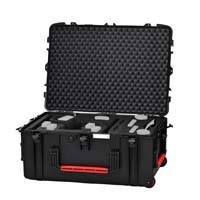 HPRC INS2-2780W-01 Wheeled Hard Case with Foam for DJI Inspire 2 (Int. Dimensions: 749 x 525 x 366 mm)