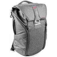 Peak Design BB-20-BL-1 (BB20BL1) 20L Everyday Backpack - Charcoal