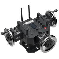 DJI Master Wheels 3-Axis Controller System for Ronin 2, Ronin S and other Gimbals with S-BUS