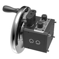 DJI Wheel Control Module I for the Master Wheels Controller System