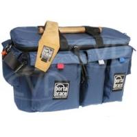 Portabrace PC-2 (PC2) Large Production Case for accessories (internal dimensions: 54.61 x 20.32 x 31.75 cm) (blue)