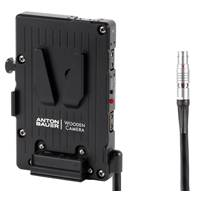 Wooden Camera Pro V-Mount Power Plate for RED DSMC1, Dragon, Epic and Scarlet (p/n 259800)