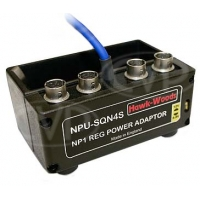 Hawk-Woods NPU-SQN4S (NPUSQN4S) SQN Ultimate Power Adaptor with four switched auxiliaries (regulated at 12V)
