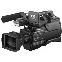 Sony HXR-MC2500E (HXRMC2500E) 1/4-inch Exmor R CMOS Sensor HD / SD NXCAM AVCHD Camcorder with 12x Zoom Fixed Lens