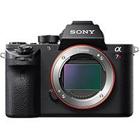 Sony a7R II 42.4MP Full Frame Digital Camera with 4K Video Recording - Body Only (p/n ILCE7RM2B.CEC)
